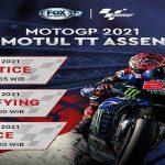 Kabar dari MotoGP Assen 2021 hingga detik ini